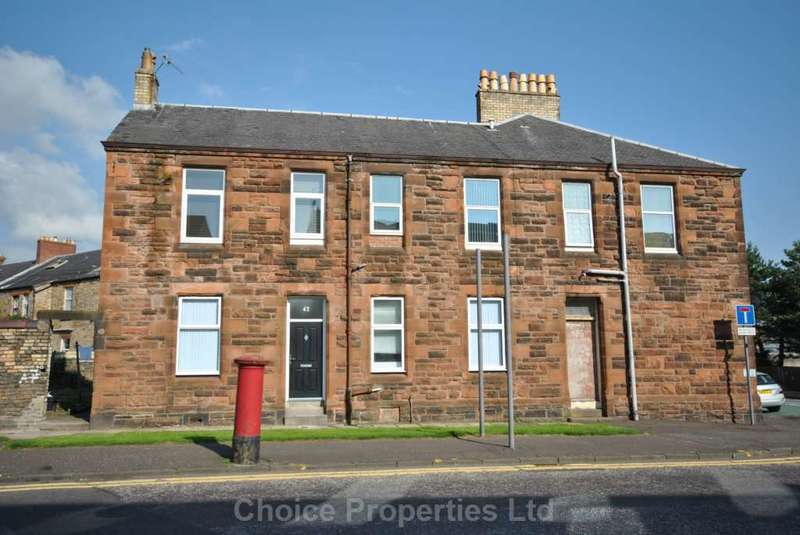 2 Bedrooms Flat for sale in Old Mill Road, Kilmarnock, KA1 3AX