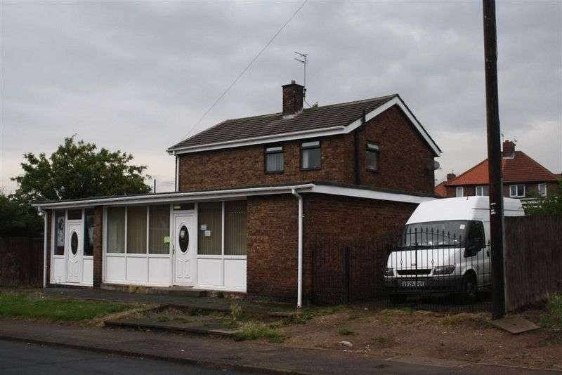 3 Bedrooms Detached House for sale in Davis Terrace, Peterlee