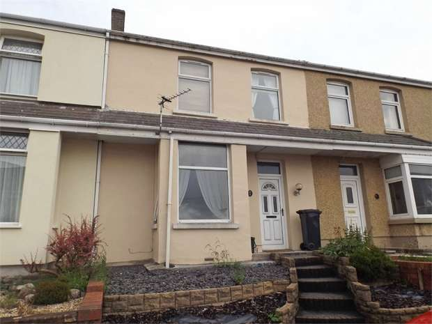 3 Bedrooms Terraced House for sale in Brynamman Road, Lower Brynamman, Ammanford, West Glamorgan