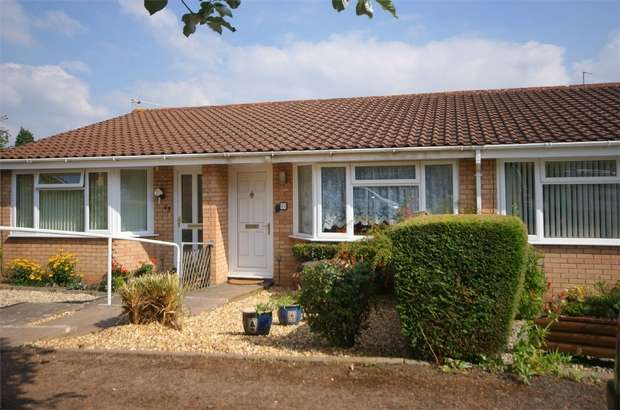 1 Bedroom Terraced Bungalow for sale in Bobblestock, Hereford, Herefordshire