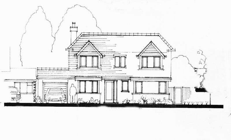 2 Bedrooms Detached House for sale in Individually designed new built double fronted detached house in sought after Summersdale area of Chichester, completion scheduled for early 2016.