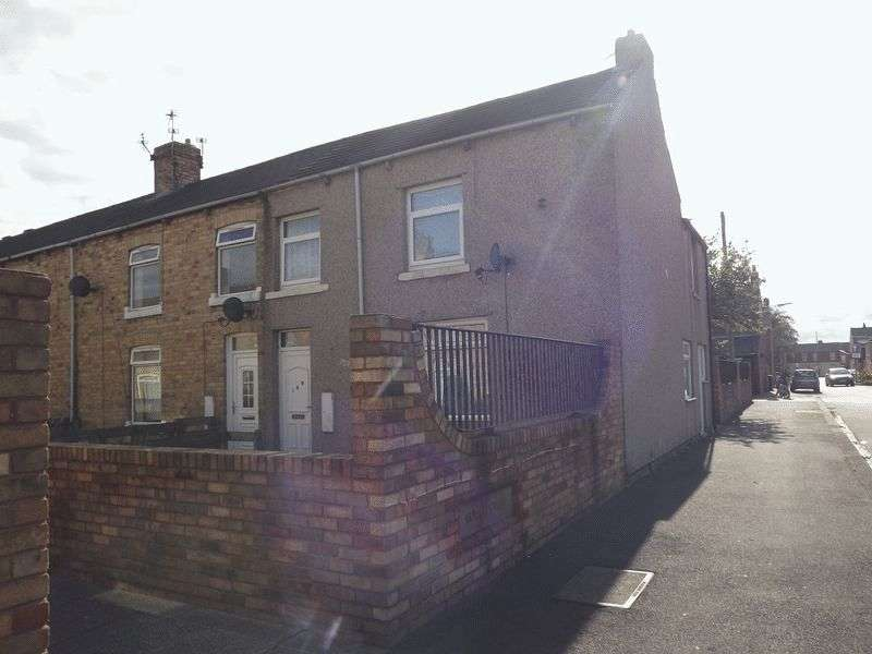 3 Bedrooms Terraced House for sale in Maple Street, Ashington