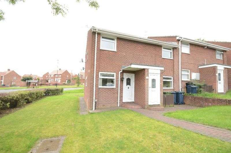 2 Bedrooms Flat for sale in Skipsea View, Sunderland