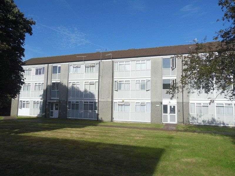 1 Bedroom Flat for sale in Garden Walk, West Green, CRAWLEY