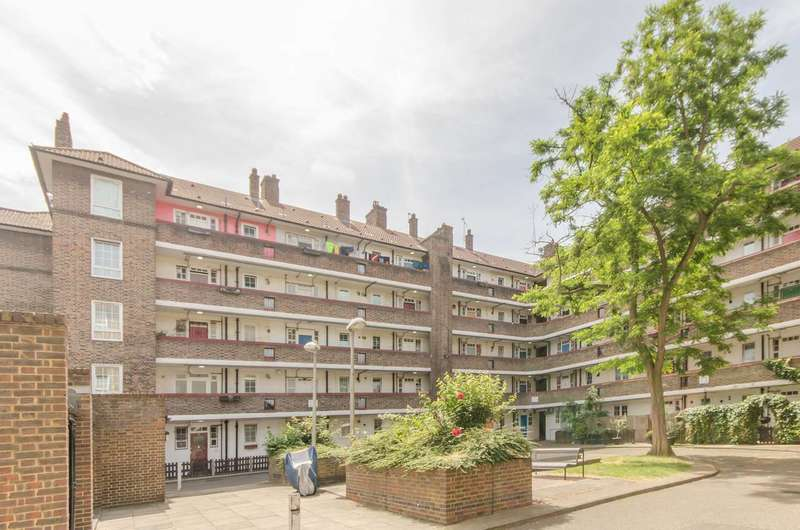 2 Bedrooms Flat for sale in Staple Street, Borough, SE1