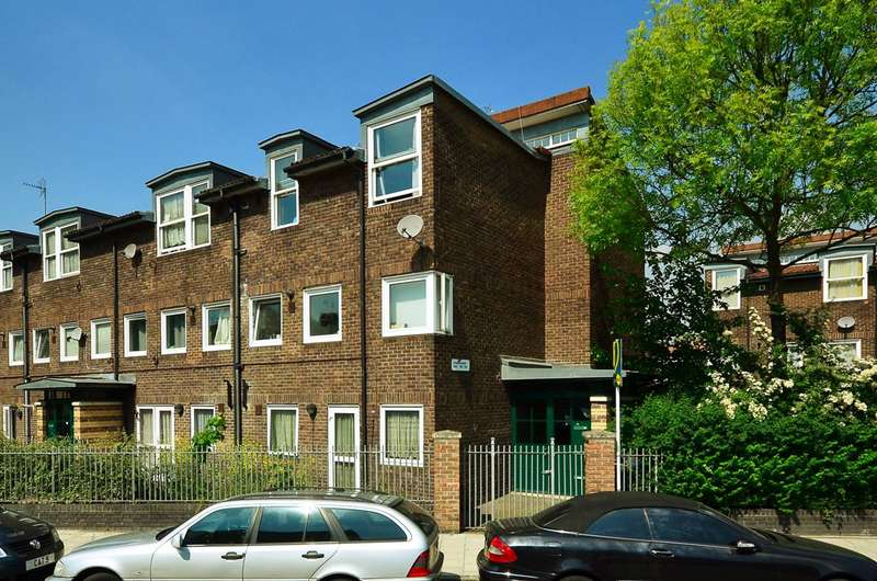 1 Bedroom Flat for sale in Loughborough Park, Brixton, SW9