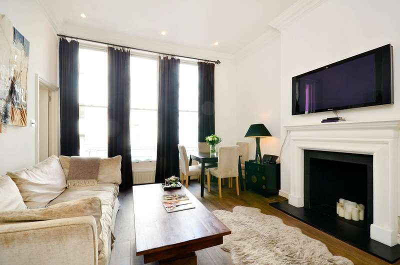 2 Bedrooms Flat for sale in Westbourne Grove, Westbourne Grove, W2