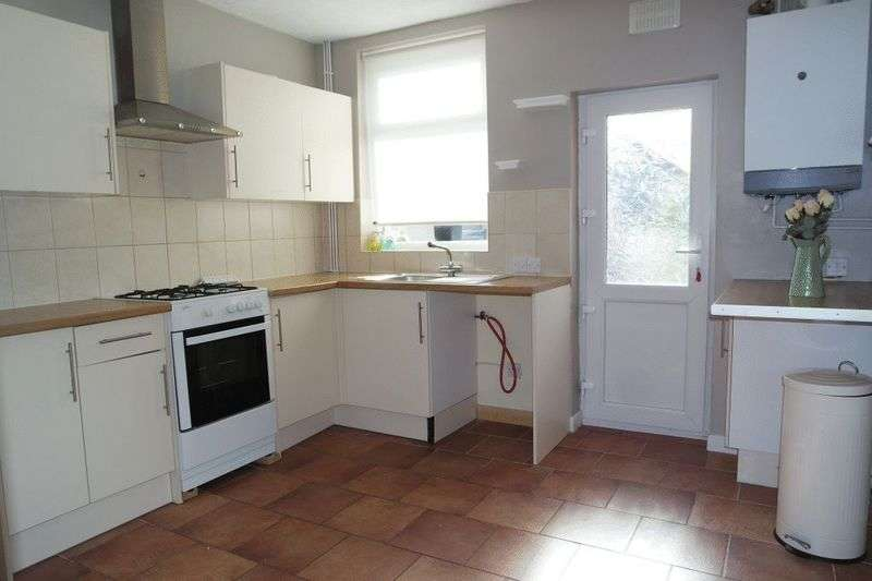 2 Bedrooms Terraced House for sale in Henry Street, Tunstall, Stoke-On-Trent, ST6 5HP