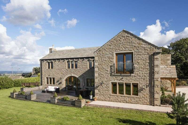 6 Bedrooms Property for sale in Park View Barn, Gosport Lane, Halifax