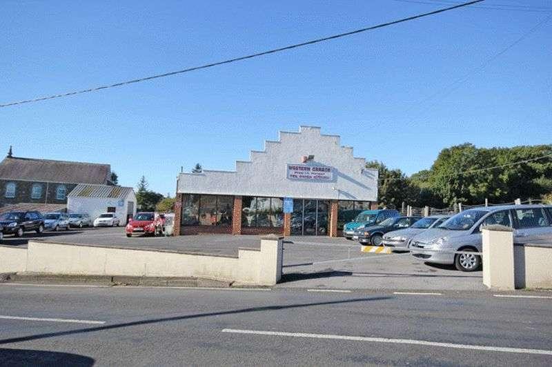 Property for sale in PONTYBEREM