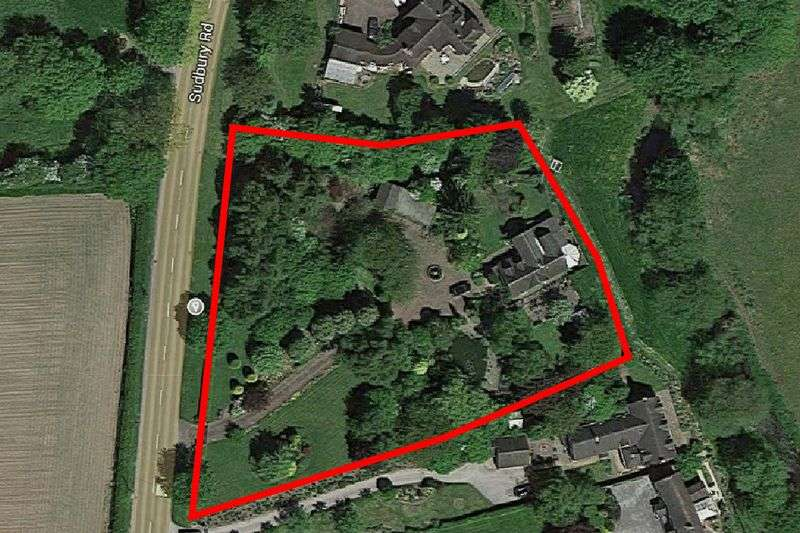 4 Bedrooms Land Commercial for sale in Snails End, Sudbury Road, Yoxall