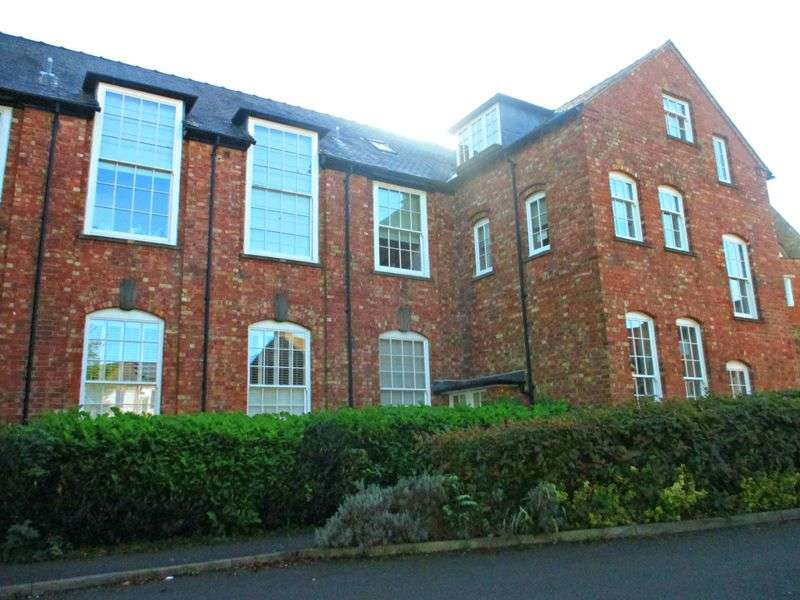 2 Bedrooms Flat for sale in Abbey Court, Daventry, NN11 4BP