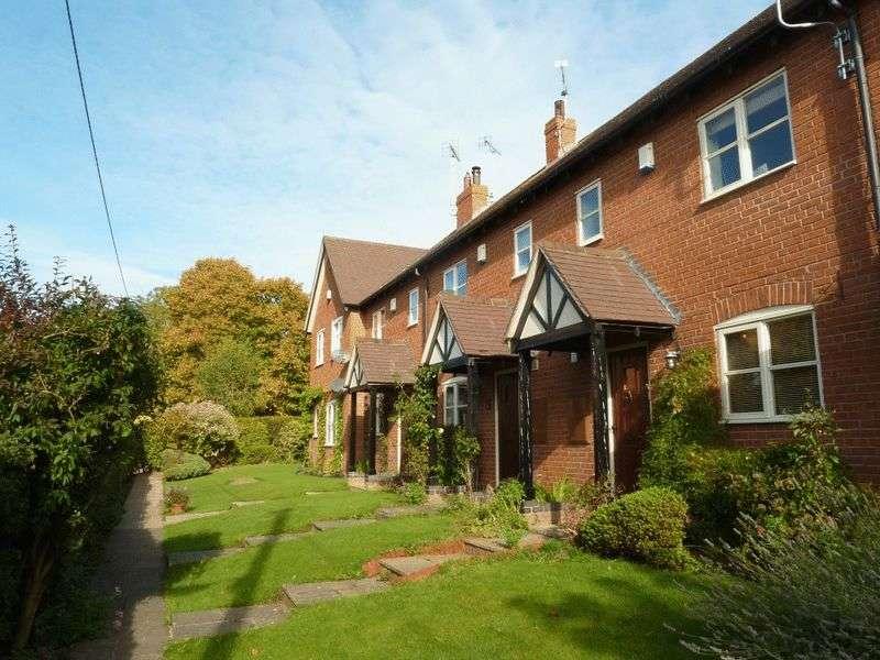 3 Bedrooms Terraced House for sale in Cholmondeley Road, Wrenbury, Nr. Nantwich