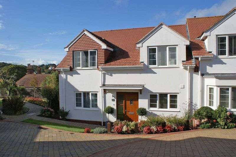3 Bedrooms Semi Detached House for sale in Westfield Road, BUDLEIGH SALTERTON