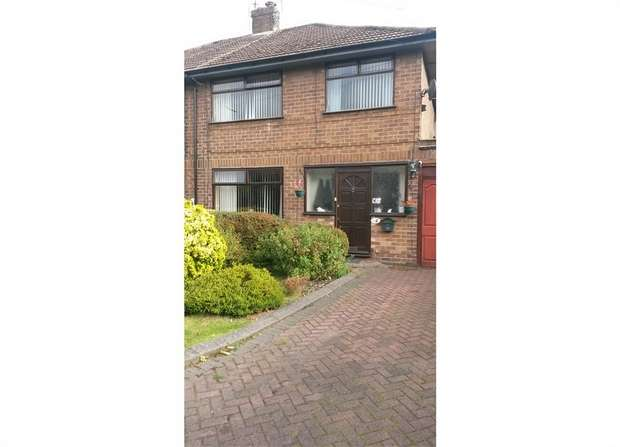 3 Bedrooms Semi Detached House for sale in New Chester Road, Wirral, Merseyside