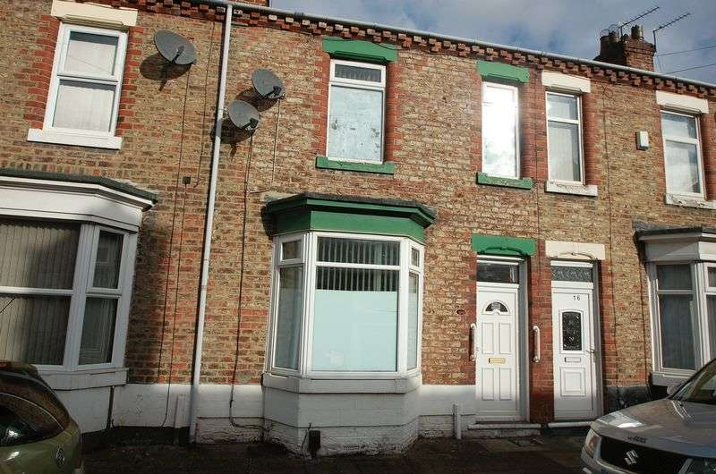 3 Bedrooms Terraced House for sale in Camelon Street, Thornaby, Stockton-On-Tees