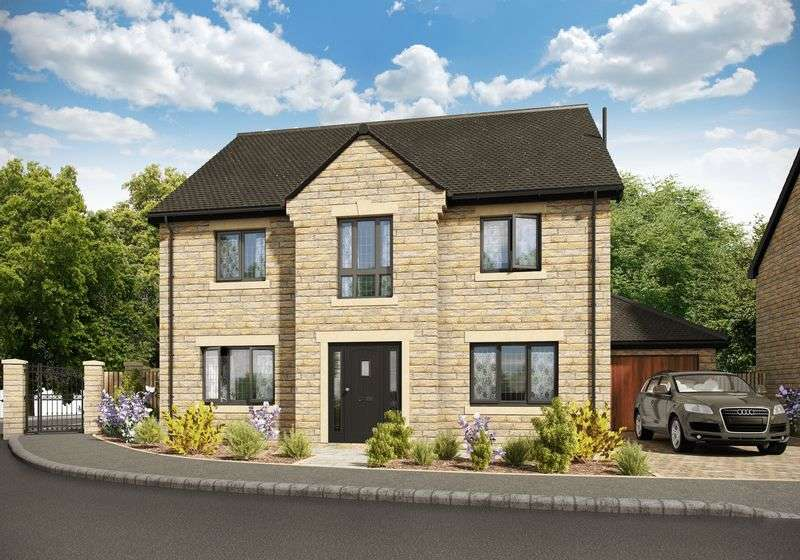 5 Bedrooms Detached House for sale in Rowan Meadows, Leigh, WN7 2LN