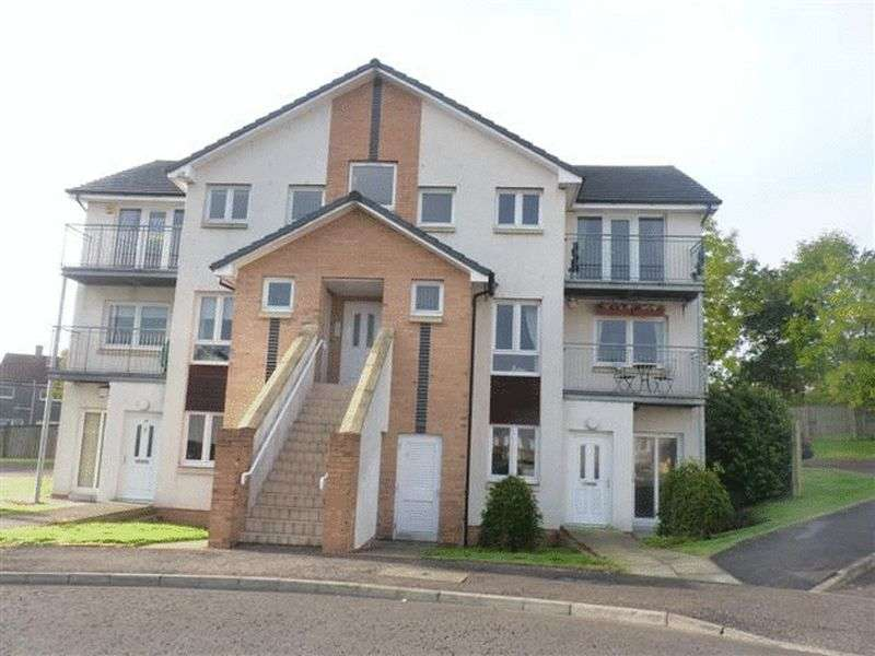 2 Bedrooms Flat for sale in Dalcross Way, Plains, Airdrie