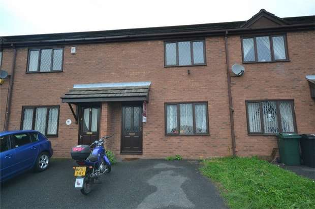 2 Bedrooms Terraced House for sale in Prospect Cottages, Rock Lane, Ludlow