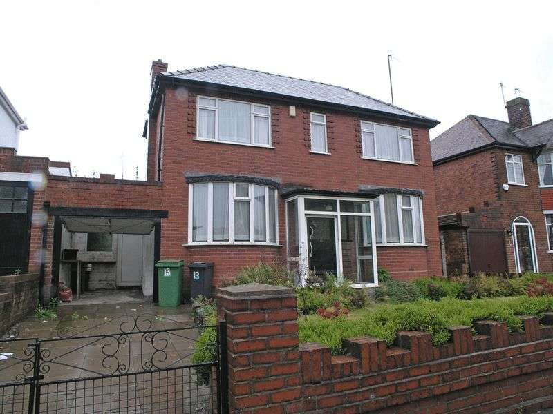 2 Bedrooms Detached House for sale in DUDLEY, Netherton, Saltwells Road