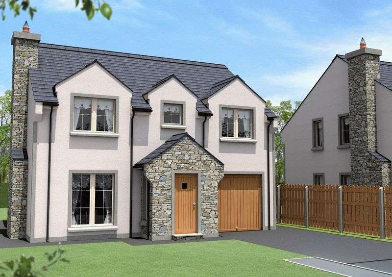4 Bedrooms Detached House for sale in Birchwood Manor, Birches