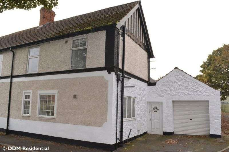 3 Bedrooms Semi Detached House for sale in Old Brumby Street, Scunthorpe