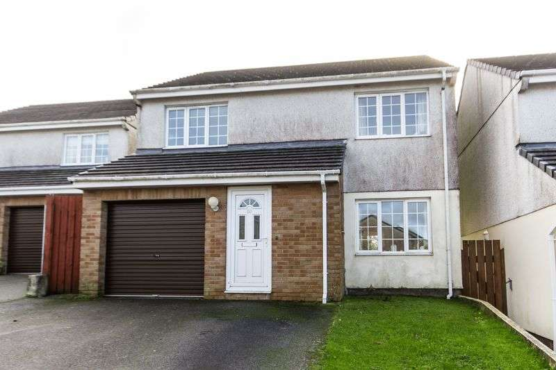 4 Bedrooms Detached House for sale in Fairview Park, St. Columb