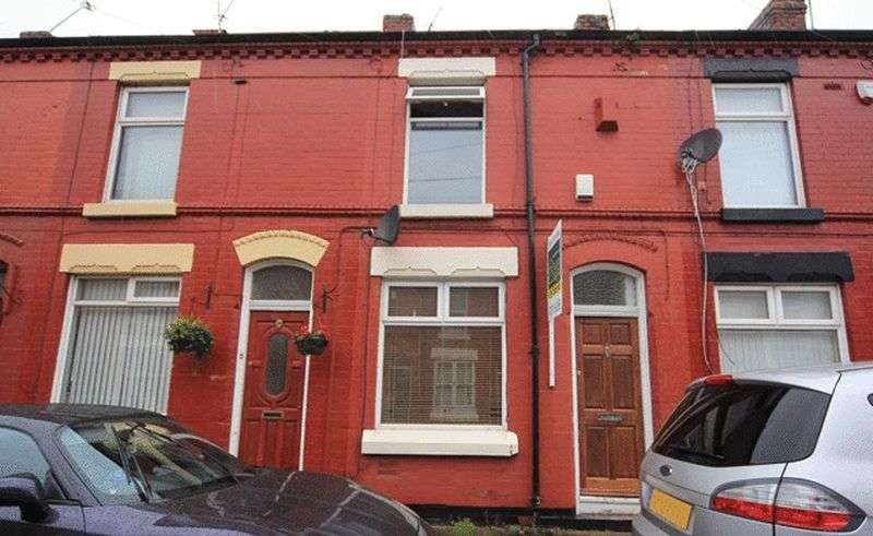 2 Bedrooms Terraced House for sale in St Ives Grove, Old Swan, Liverpool, L13