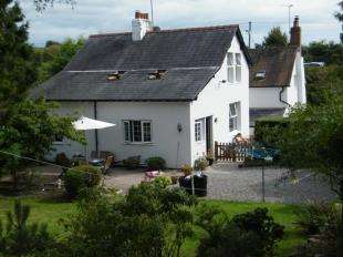 4 Bedrooms Semi Detached House for sale in Blue Cap Cottages, Chester Road, Sandiway, Northwich