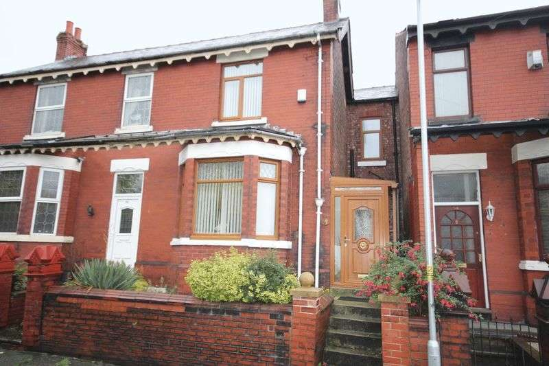 3 Bedrooms Terraced House for sale in Queen Street, Middleton M24 2DY