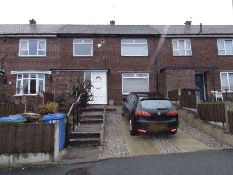 3 Bedrooms Terraced House for sale in Joy Street, Syke, Rochdale