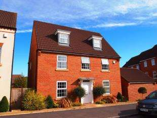 5 Bedrooms Detached House for sale in Norton Fitzwarren, Taunton