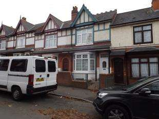 3 Bedrooms Terraced House for sale in Esme Road, Sparkhill, Birmingham, West Midlands