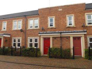 3 Bedrooms Terraced House for sale in North Main Court, Westoe Crown Village, South Shields, Tyne and Wear, NE33