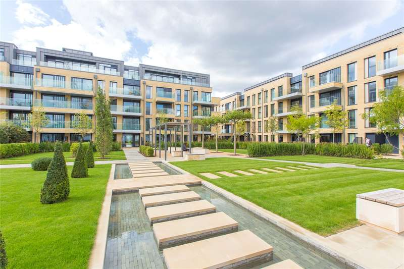 2 Bedrooms Flat for sale in The Townmead Residences, Fulham Riverside, Fulham