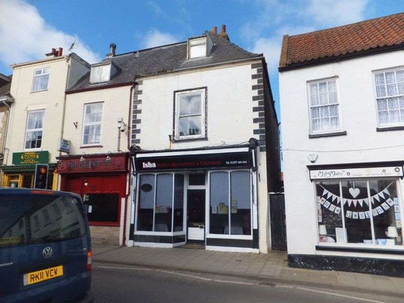 3 Bedrooms Property for sale in High Street, Alford