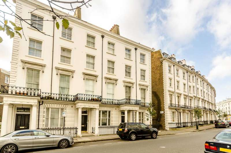 2 Bedrooms Flat for sale in Gloucester Terrace, Paddington, W2