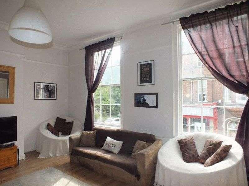 2 Bedrooms Flat for sale in Fishergate, Norwich, NR3 1SE