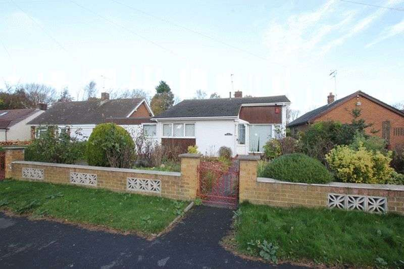 2 Bedrooms Detached Bungalow for sale in Whaley Lane, Irby, Wirral