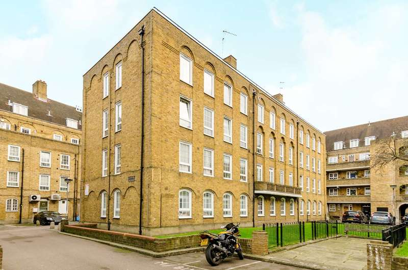 3 Bedrooms Flat for sale in Watts Street, Wapping, E1W