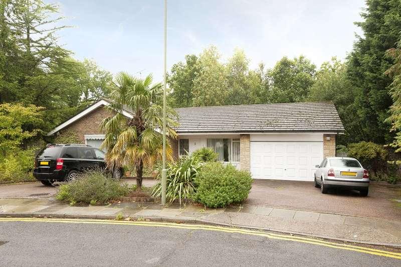 4 Bedrooms Bungalow for sale in Kerri Close, High Barnet, EN5