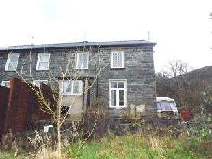 2 Bedrooms End Of Terrace House for sale in Bronddwyryd, Blaenau Ffestiniog, Gwynedd, LL41