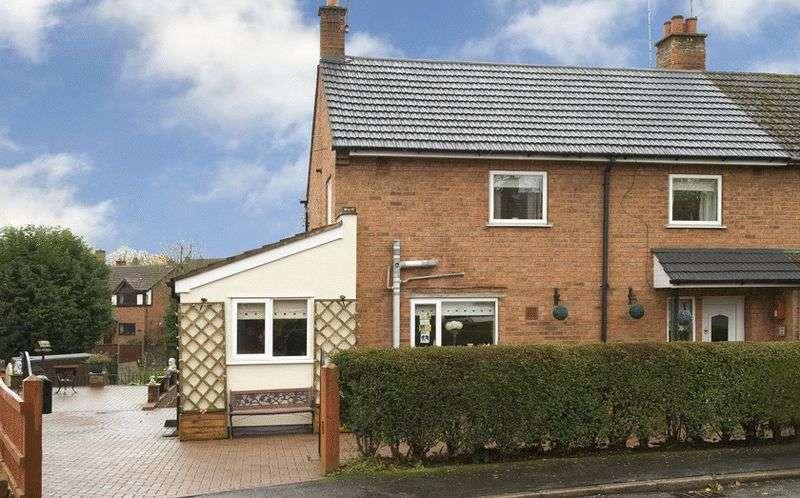 3 Bedrooms Semi Detached House for sale in Brantley Crescent, Bobbington