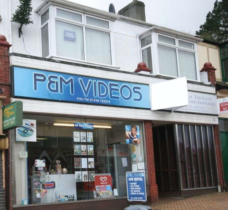 Property for sale in High Street, Llangefni