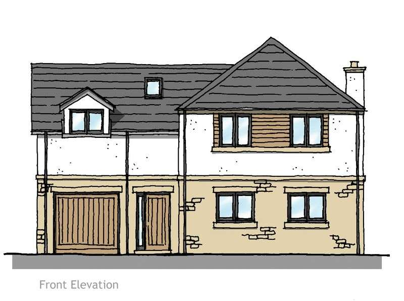 4 Bedrooms Land Commercial for sale in BUILDING PLOTS (X2) Wakefield Road, Hampole, Doncaster