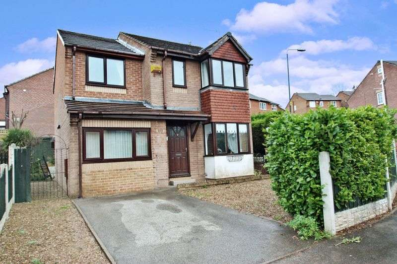 4 Bedrooms Detached House for sale in Richmond Road, Upton