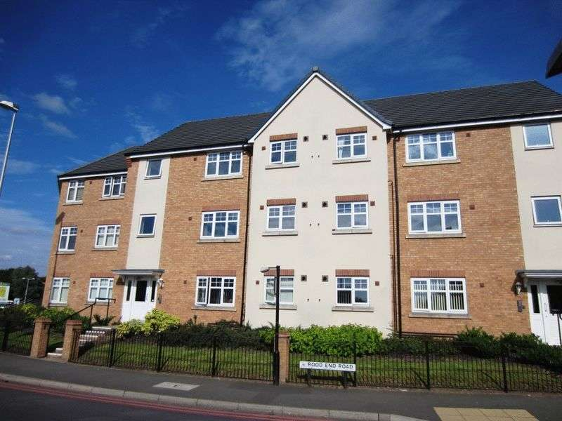 2 Bedrooms Flat for sale in Birmingham Road, Oldbury