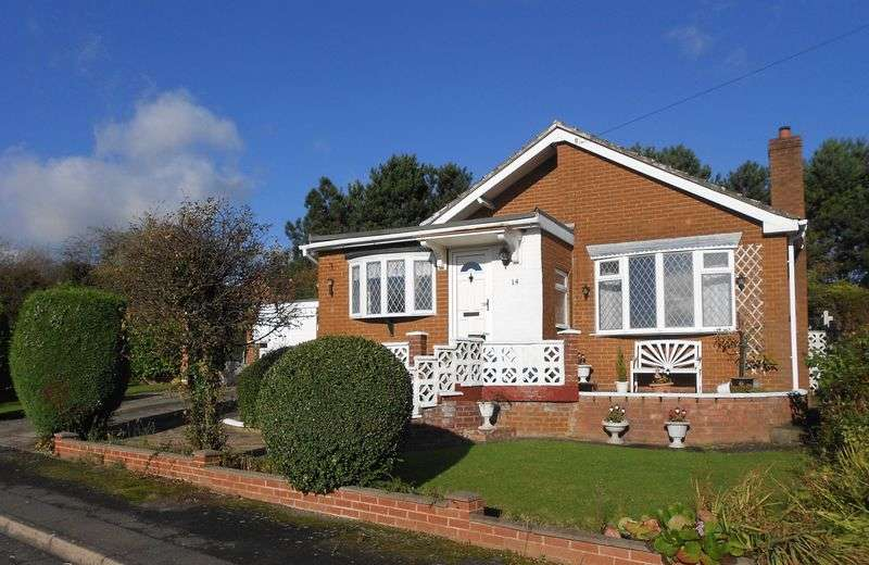 2 Bedrooms Detached Bungalow for sale in Talisman Drive, Scunthorpe