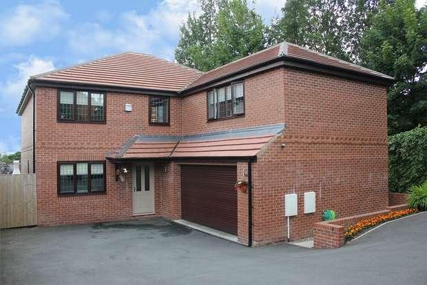 5 Bedrooms Detached House for sale in Marlborough Street, Ossett, West Yorkshire
