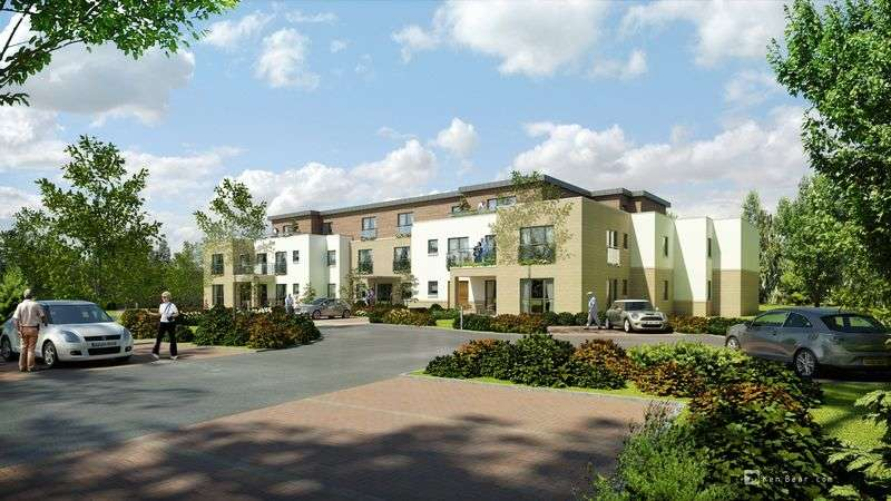 Flat for sale in The Sycamores, Kinross: TWO BED APARTMENTS FROM 270,950